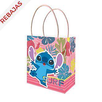 Set 6 bolsas de fiesta, Stitch y Ángel