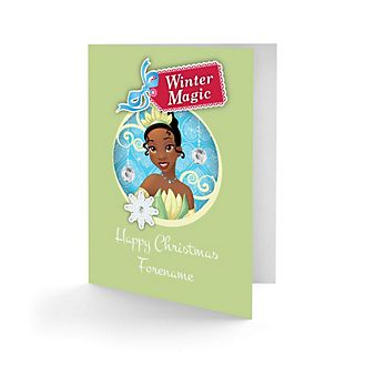 Tiana Personalised Greeting Card