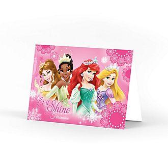 Disney Princess Personalised Greeting Card