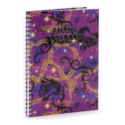 Mal Personalised Notebook