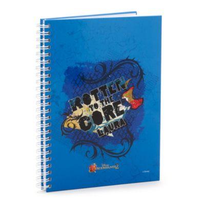 Disney Descendants 2 'Rotten' Personalised Notebook