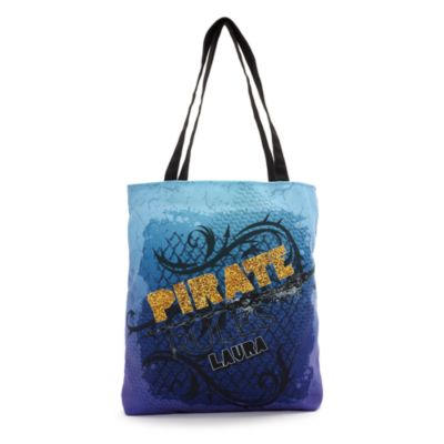 Disney Descendants 2 'Pirate Rules' Personalised Tote Bag