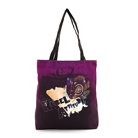 'Rebel Attitude' Personalised Tote Bag