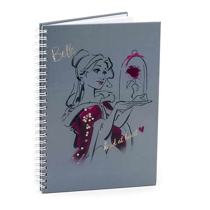 Winter Belle Personalised 'Kind At Heart' Notebook