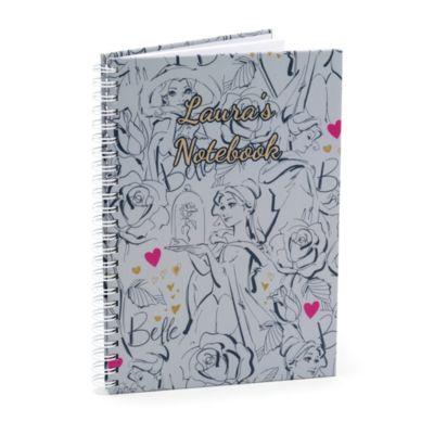 Winter Belle Personalised A5 Printed Notebook