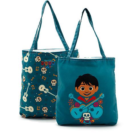 Miguel Personalised Tote Bag, Disney Pixar Coco
