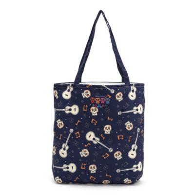 Mono Personalised Tote Bag, Disney Pixar Coco