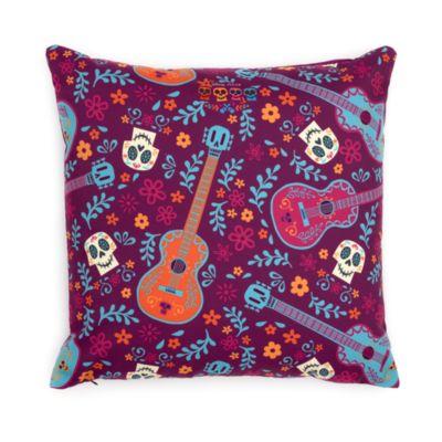 Skull Personalised Cushion, Disney Pixar Coco