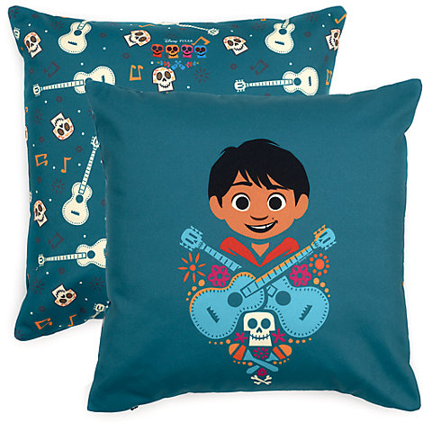 Miguel Personalised Cushion, Disney Pixar Coco