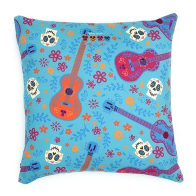 Guitar Personalised Cushion, Disney Pixar Coco