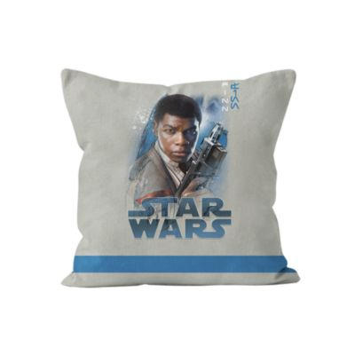 Finn Personalised Cushion, Star Wars: The Last Jedi