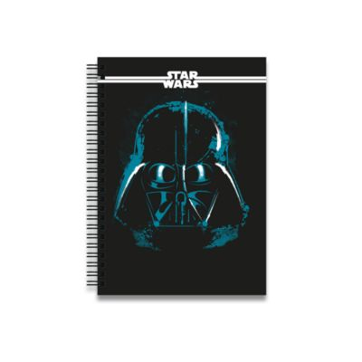 Darth Vader Personalised A5 Notebook, Star Wars