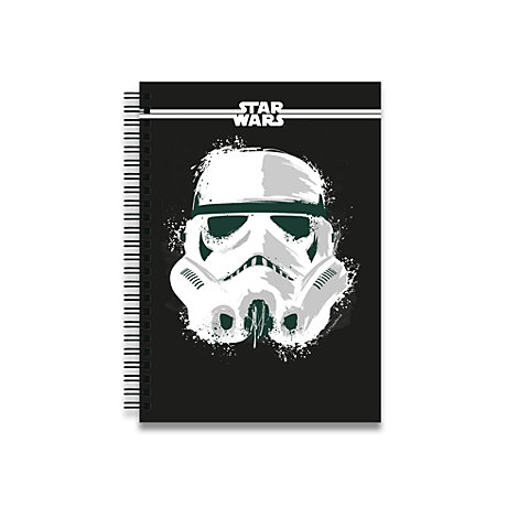 Stormtrooper Personalised A5 Notebook, Star Wars