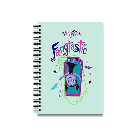 Vampirina Personalised A5 Notebook