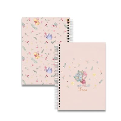 Winnie the Pooh and Friends A5 Notebook