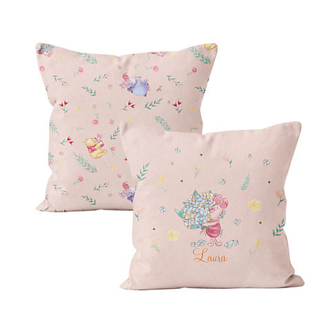 Winnie the Pooh and Friends Personalised Cushion