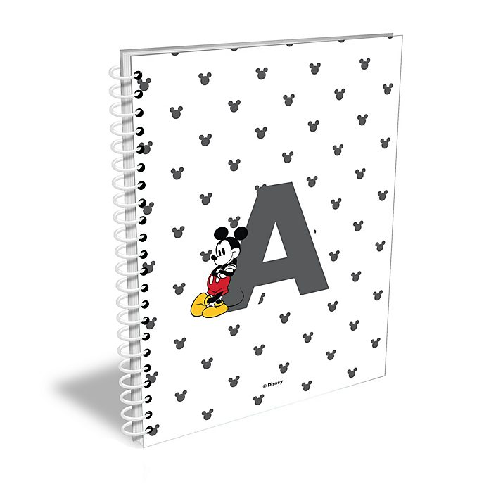 Mickey Mouse Personalised A5 Notebook