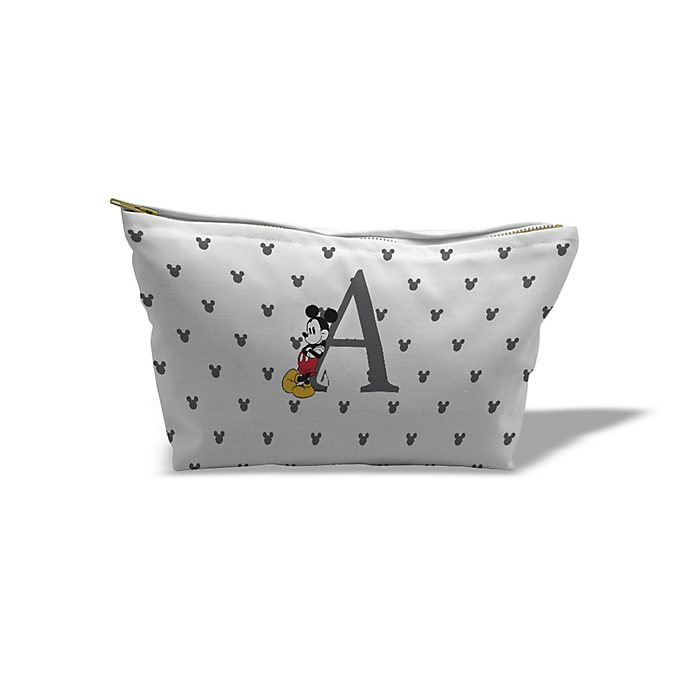 Mickey Mouse Personalised Wash Bag