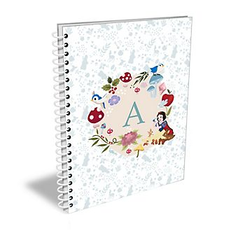 Disney Store Snow White Personalised A5 Notebook
