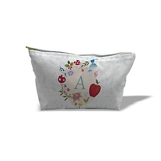 Disney Store Snow White Personalised Wash Bag