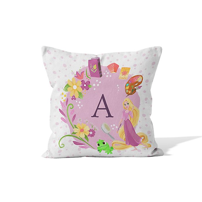 Disney Store Rapunzel Personalised Cushion