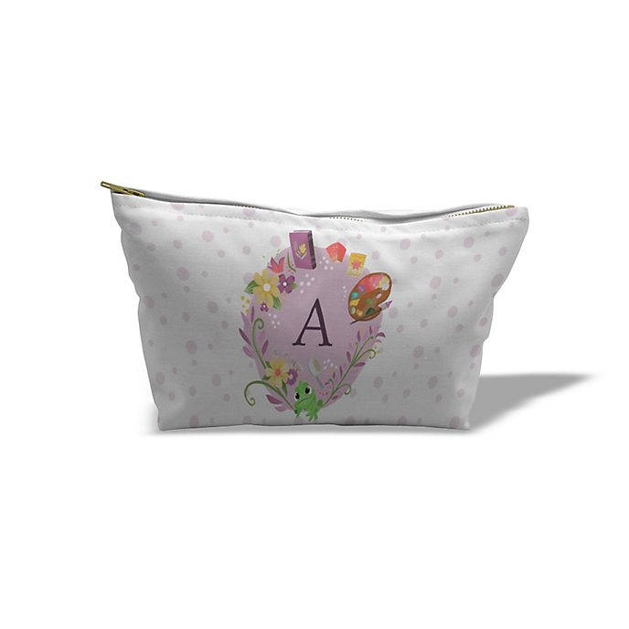 Disney Store Rapunzel Personalised Wash Bag
