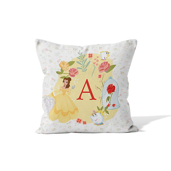 Disney Store Belle Personalised Cushion