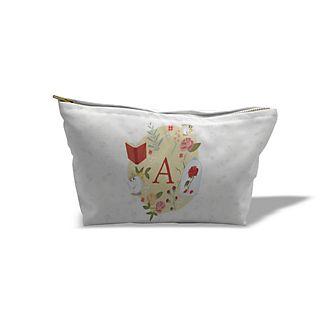 Disney Store Belle Personalised Wash Bag