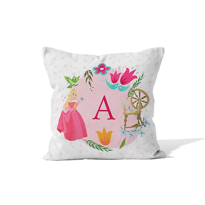 Disney Store Sleeping Beauty Personalised Cushion