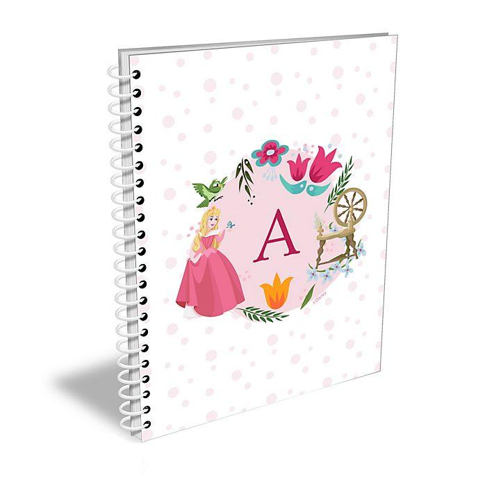 Disney Store Sleeping Beauty Personalised A5 Notebook