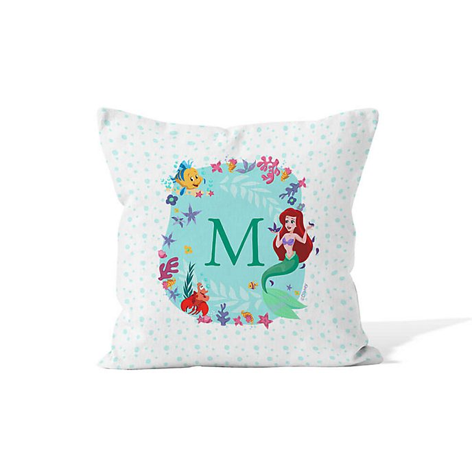 Disney Princess Ariel Personalised Cushion