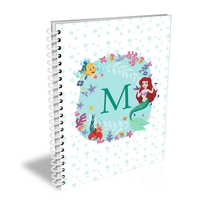 Disney Princess Ariel Personalised A5 Notebook