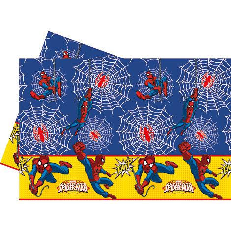 Spiderman bordsduk