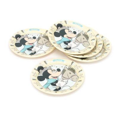 Mickey Mouse Prince 8x Party Plates Set