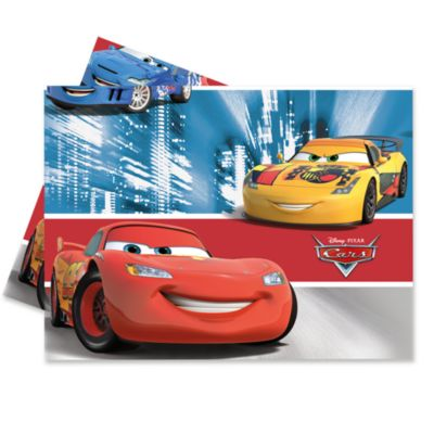 Disney Pixar Cars Table Cover