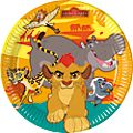 The Lion Guard 8x Party Plates Set