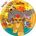 The Lion Guard, 8 piatti di carta
