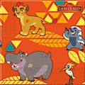 The Lion Guard 20x Party Napkin Pack