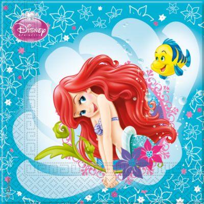 Ariel 20x Party Napkin Pack