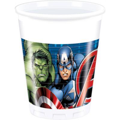 Avengers 8x partymuggar