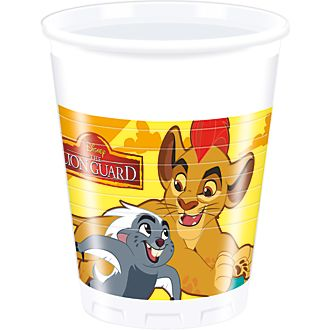 The Lion Guard 8x Party Cup Set