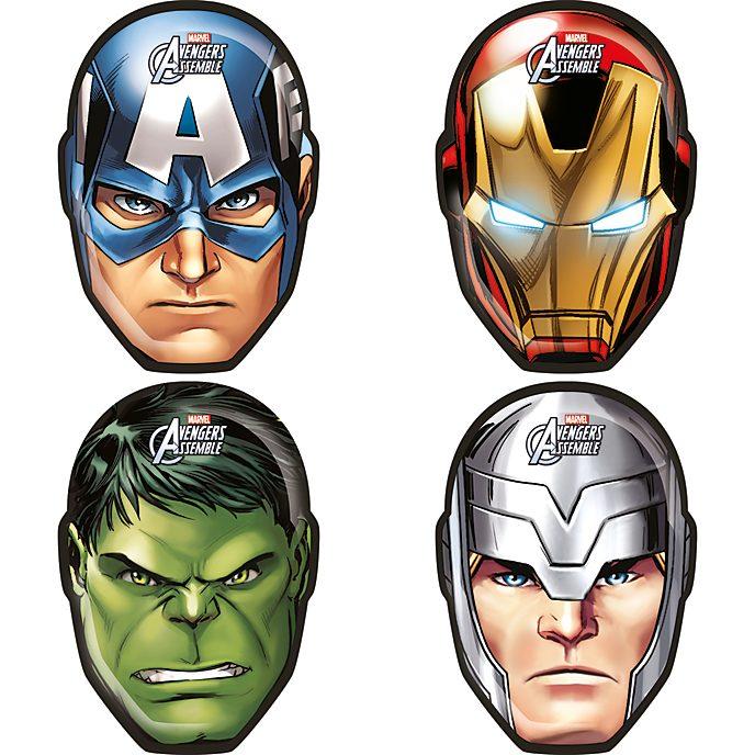 Avengers, 4 piatti a tema