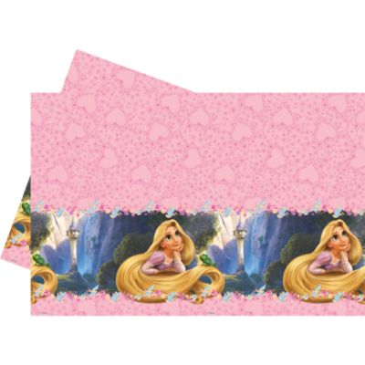 Rapunzel Table Cover