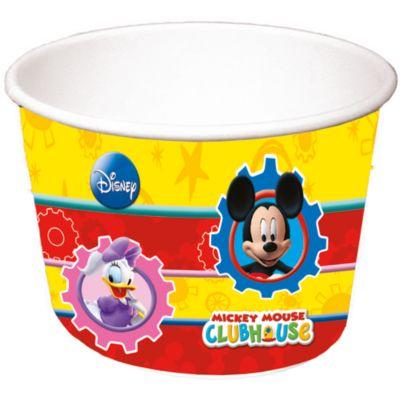Lot de 8 pots à friandises Mickey Mouse