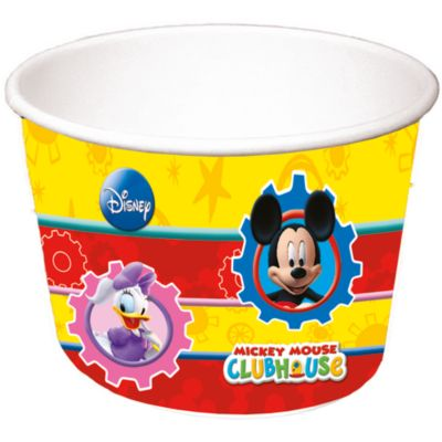 Vasos chuches Mickey (8 u.)