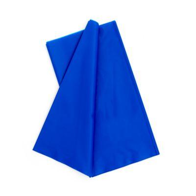 Blå festdug
