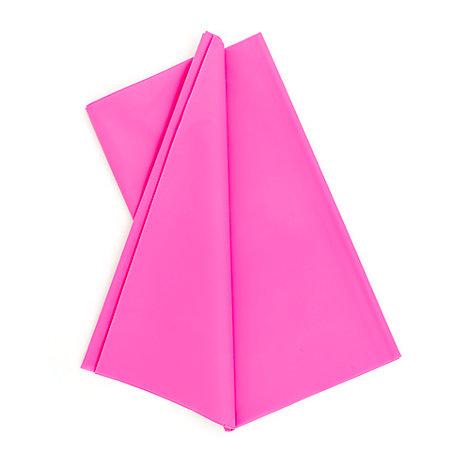Partytischdecke pink