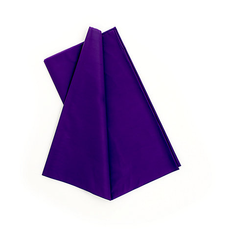 Purple Party Table Cover