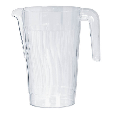 Clear Party Jug