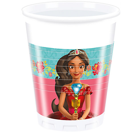 Elena of Avalor 8x Party Cups